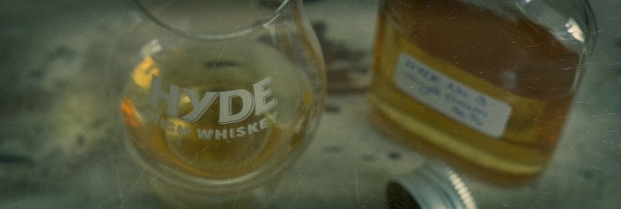 Hyde No.3 The Áras Cask, Single Grain, 46%