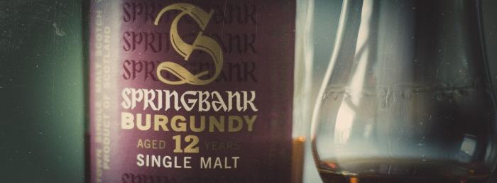 Springbank 12 Burgundy,53,5%