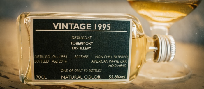 Tobermory 20, 55,8% (Whic)