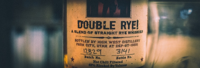 High West Double Rye, 46%