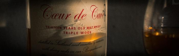 Michel Couvreur 'Cœur de Cave' Triple Wood,53%