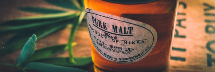 Nikka Pure Malt Black, 43%