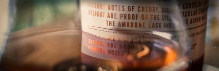 Arran Amarone Cask Finish,50%