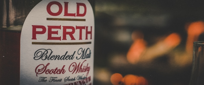 Old Perth Cask Strenght No.1 Red Wine,58,1%