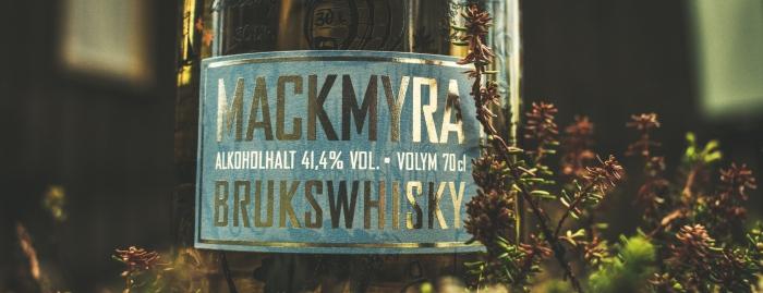 Mackmyra Brukswhisky, 41,4%