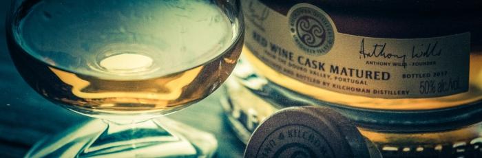 Kilchoman Red Wine Cask,50%