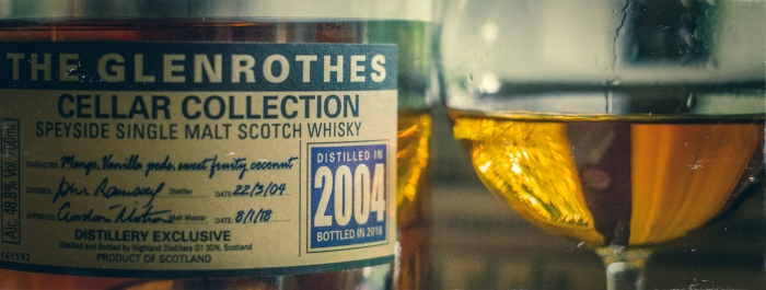 Glenrothes 2004 Cellar Collection, 48,8%